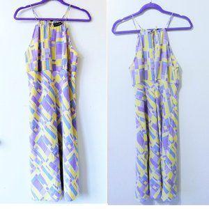 Mid-length Summer Dress